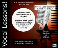 Vocal Lessons and Classes - Improve Your Singing Voice