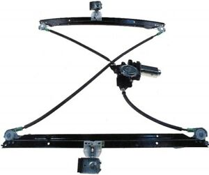 Power Window Regulator and Motor Assemblies