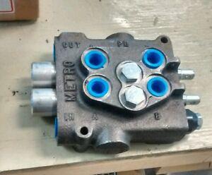 Ford/kubota tractor hydraulic valve
