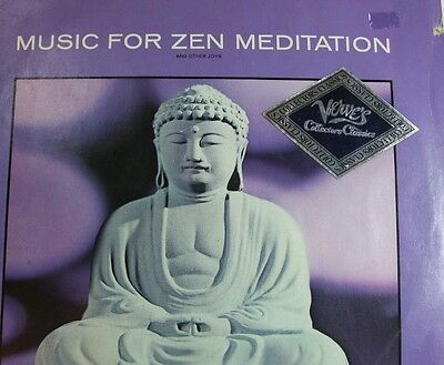 MUSIC for ZEN Meditation 1965.
