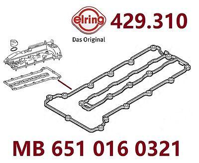 429.310 Ventildeckeldichtung Mercedes (X156) GLA 200CDI, GLA 220CDI,200d,220d