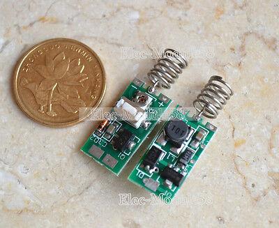 405nm-450nm Violet Blue Laser Diode 3.7v-5v Dc 1250mw Power Supply Driver Board