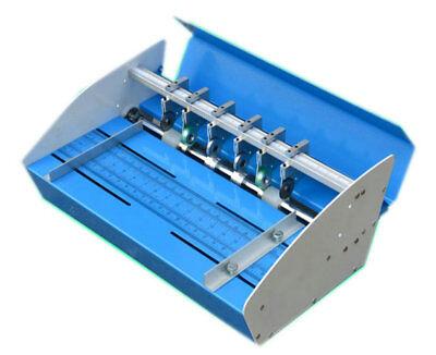 110220v 18 460mm Electric Creaser  Scorer Perforator Cutter 3in1 Paper Crease