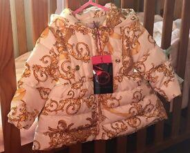 Baby Versace Coat