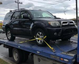 Toyota Highlander 04-2010 We Pay Up To $3000.00 | Wanted All Japanese Cars | Highest Cash Now | Call Us 24/7 |