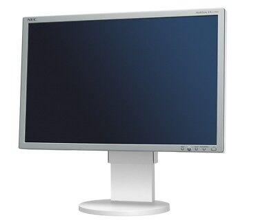 NEC MultiSync EA221WM 56cm (22 Zoll) 16:10 TFT Monitor mit pivot, drehbar