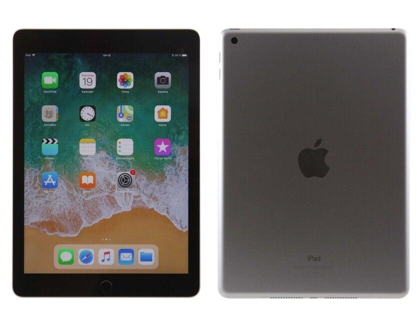 Apple iPad (2018) 9,7 Zoll, 128GB, WiFi, space grey MR7J2FD/A