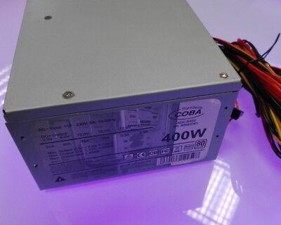 400Watt Coba Nitrox Xchange ADK-B400W 80plus SEHR LEISE !!! 120mm Lüfter