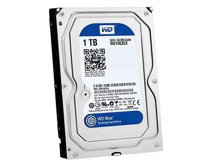 1TB Western Digital Caviar BLUE WD10EZEX intern sATA3 Festplatte 7200rpm