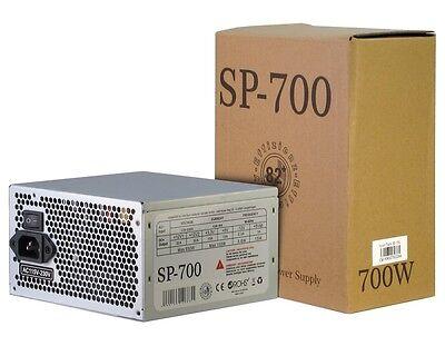 700Watt SP-700 ATX Netzteil 700W *** NEU *** SEHR LEISE !!! 120mm Lüfter