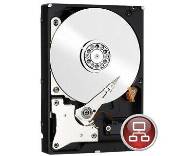 4TB Western Digital red WD40EFRX RAID Intern sATA3 Festplatte 64MB Cache  3 Mb Cache