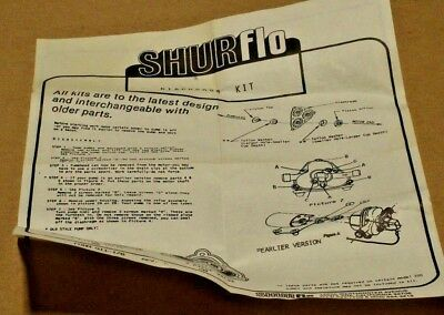 Bomag 05794073 Shurflo Diaphragm Kit
