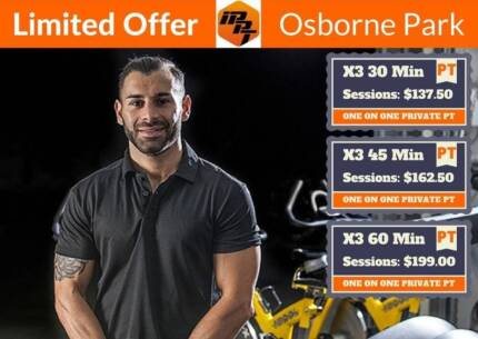 IPPT - One on One {Private Personal Training} - Osborne Park