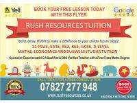 11 PLUS, ELEVEN PLUS, MATHS, SATS, ECONOMICS ONLINE TUTOR TUITION (KS2, KS3, GCSE) 1ST LESSON FREE!