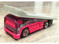 HW City #46-2012 Hot Wheels Red Back Slider