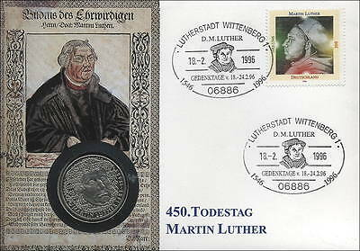 B-0906 Luther, 450. Todestag