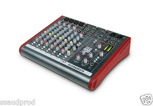 Allen and Heath ZED-10FX Audio Mixing Console USB FX Brand New Free Postage