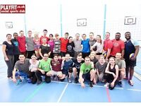 Social volleyball on Mondays, 2 courts, 2 hours, fun group, more players wanted