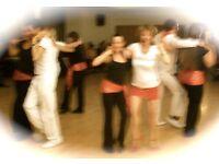 Solar Salsa - fun and friendly dance classes