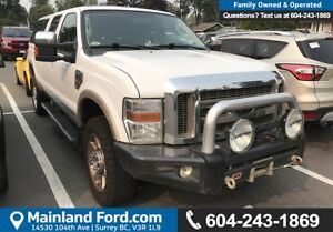 2009 Ford F-350 Lariat *ACCIDENT FREE* *LOCALLY DRIVEN*
