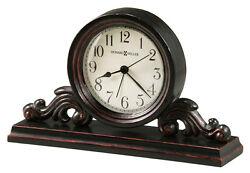645-653 NEW HOWARD MILLER TABLE TOP ALARM CLOCK CALLED BISHOP  645653