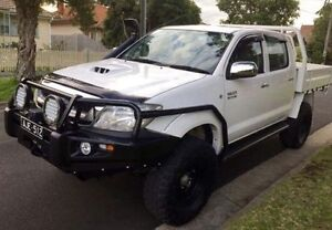 2010 Toyota Hilux SR Tray Geelong Geelong City Preview