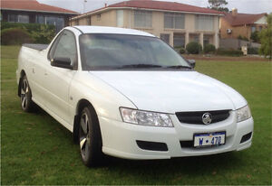 Holden 2007 VZ ute (low kms) Bayonet Head Albany Area Preview