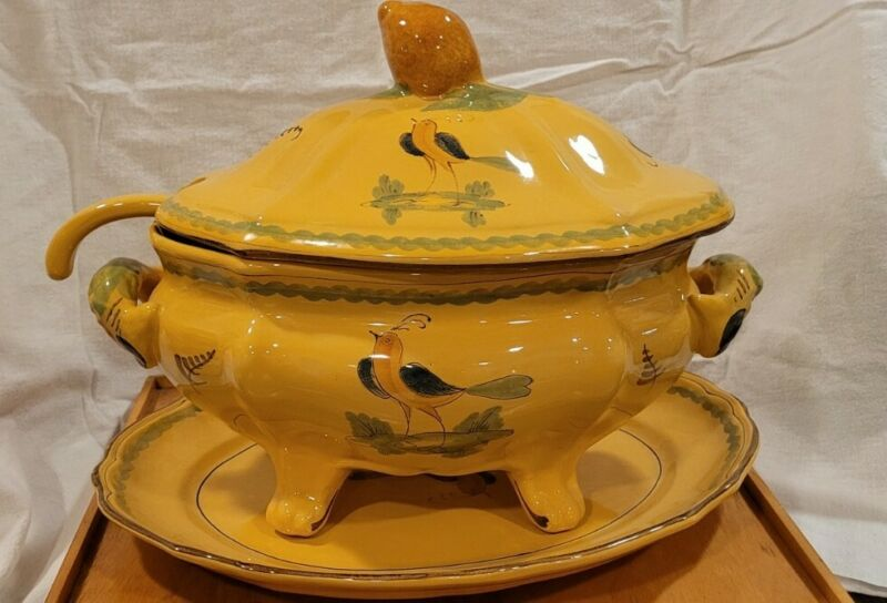 Vintage Tureen Made In Italy For Neiman Marcus