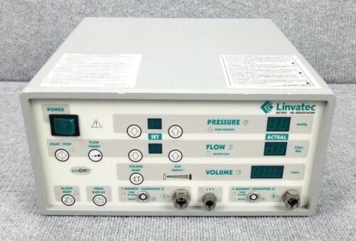 Conmed Linvatec GS1002 40L Dual Port Insufflator Laparoscopy