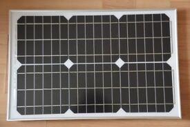 12V Portable Solar Power - 300W 220V ConverGYS Inverter, 4 LifePO4 38140S 12Ah Headway Batteries