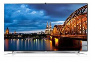 """SAMSUNG 55"""" LED 3D SMART TV 8000 SERIES *NEW IN BOX*"""