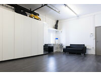 photo studio share / photography art creative space office / space for photographer / KENTISH TOWN