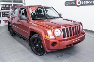2010 Jeep Patriot SPORT 4X4 NEW ARRIVAL