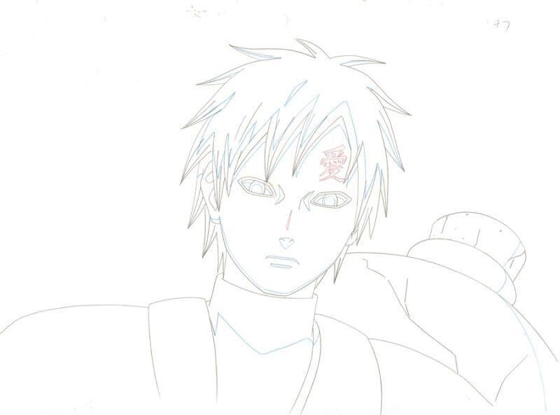 Anime Douga not Cel Naruto #225