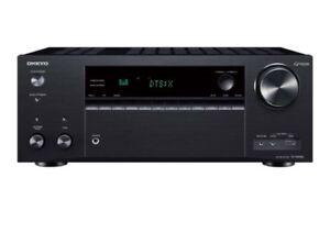 Onkyo TX-NR686 7.2 Channel 4K Ultra HD Network AV Receiver