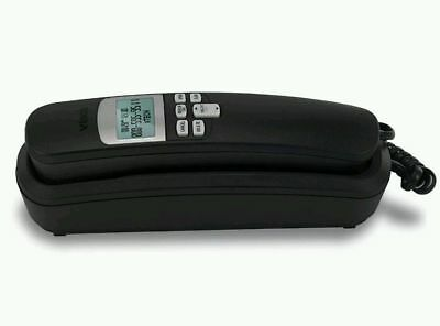VTech CD1113 Trimstyle Phone with Caller ID Landline Home Office  ~Black~