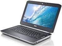 """DELL E5420 14.1"""" LAPTOP, FAST CORE i3, 4GB, 320GB, WIFI, HDMI, DVDRW, BLUETOOTH, 3G/4G, OFFICE, W7"""