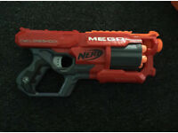 Nerf Mega Cycloneshock blaster