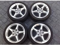 Alloys Wanted ( mk5) Astra Penta 5spoke