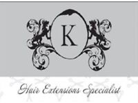 Hair Extensions and Make Up Specialist