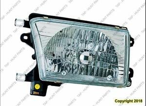 Head Light Driver Side High Quality Toyota 4Runner 1999-2002