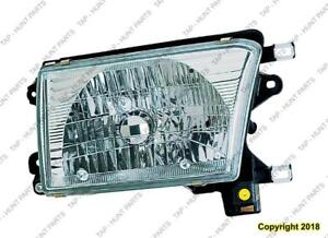 Head Lamp Passenger Side Toyota 4Runner 1999-2002