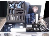 Top Quality Killer Ink Tattoo Kit 2 Machines horizon Power supply all you need !