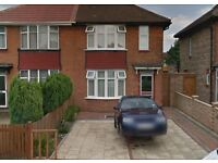 Fantastic 4 Bedroom House In Enfield - REAR GARDEN- FRONT DRIVE- PART DSS WELCOME