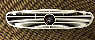 1997-2004 BUICK REGAL LS GRILLE  WHITE - G2 83896