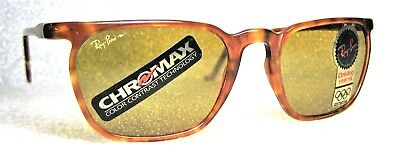 Ray-Ban USA Vintage Nos B&L Asbury Chromax W1725 Fahren Serie Neu Sonnenbrille (Ray-ban Sonnenbrille Fahren)