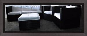 Outdoor Patio Furniture / Rattan Wicker Lounge Suite / 4set Carrum Downs Frankston Area Preview