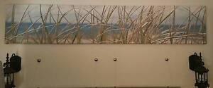 A beautiful beach theme canvas print Lockridge Swan Area Preview