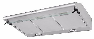 "New!36"" Stainless Steel Under Cabinet Hood Convertible to ductless operation 30A"