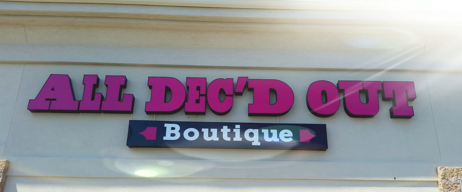 All Decd Out Boutique